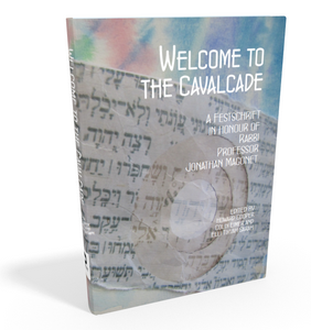 Welcome to the Cavalcade Jewish book cover