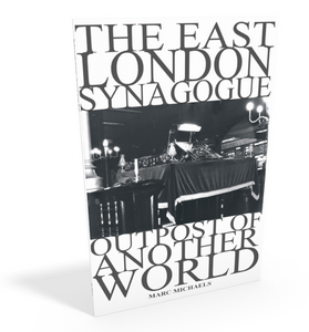 The East London Synagogue - Jewish book cover