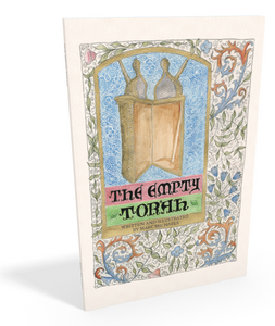 The Empty Torah Jewish book cover