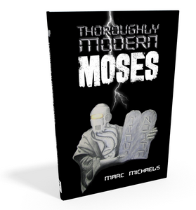 Thoroughly Modern Moses Jewish book cover